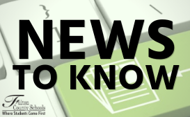 News to Know for Week of October 19-23 , 2020