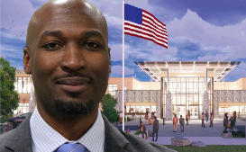 Dr. Anthony Newbold named new South STEM principal